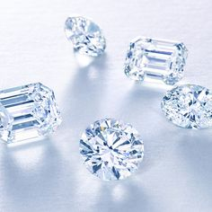 Tiffany is renowned for its rare and magnificent diamonds. #TiffanyPinterest