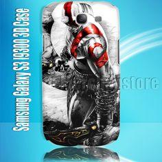 God Of War Kratos Samsung Galaxy S3 Case 3D