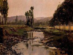 Paisaje. 1884