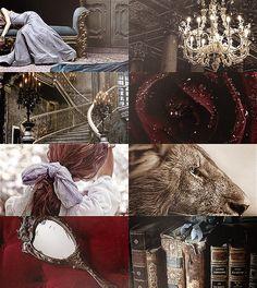 droo216:    Fairy Tale Picspam→ Beauty and the Beast