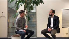PFH talk - Marius Asselmeyer im Studi-Interview Header, Volkswagen, Interview, Youtube Kanal, Suit Jacket, Suits, Jackets, Fashion, To Study