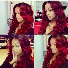 Love this color... cute #Willasworld http://www.latesthair.com/