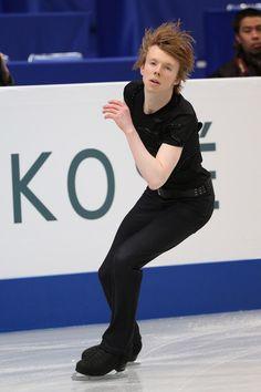 Kevin Reynolds of Canada competes in the Men's Short Program during ISU World Figure Skating Championships at Saitama Super Arena on March 26, 2014 in Saitama, Japan.