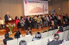 Feria de Museos 2013. Gerardo Zapata - Director General de Cultura en la Delegación Cuauhtémoc. Foto: Dardané Pérez Romero º Secretarìa de Cultura del GDF.