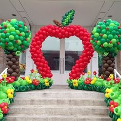 Discover recipes, home ideas, style inspiration and other ideas to try. Balloon Decorations, Birthday Party Decorations, Birthday Parties, Happy Birthday, Balloon Tree, Balloon Wall, Anniversaire Candy Land, Snow White Birthday, Fiestas Party