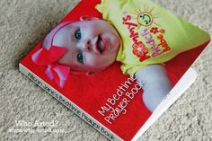Custom Board Books. Use your own photos and text to make a baby board book for the little ones in your life!