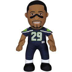 3dd910da99a NFL Seattle Seahawks Marshawn Lynch Plush Figure, 10