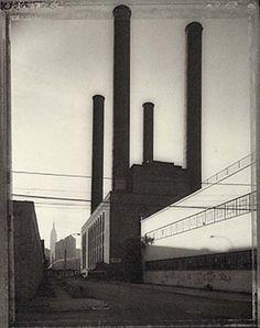 Tom Baril: Smoke Stacks