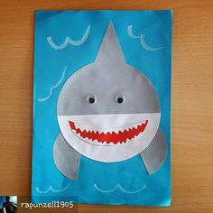under the sea craft idea      Crafts and Worksheets for Preschool,Toddler and Kindergarten