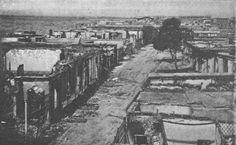 Chorrillos después de la derrota a manos del ejército chileno (1881)