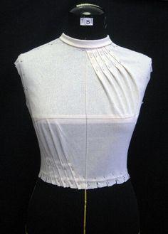 36 Ideas Origami Fashion Fabric Manipulation Pattern For 2019 fashion details Fashion Fabric, Diy Fashion, Fashion Design, Fashion Ideas, Sewing Clothes, Diy Clothes, Clothing Patterns, Dress Patterns, Sewing Patterns