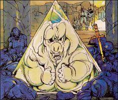 Curiosities: The Legend of Zelda Original Concept Art The Legend Of Zelda, Pokemon, Retro Arcade, Video Game Art, Video Games, Vintage Games, Vintage Art, Pixel Art, Comic Art