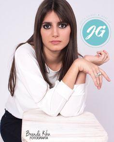 Maquillaje Producciones Fotográfica. Con Brenda Kihn Fotografía. Jesica Gomez Makeup