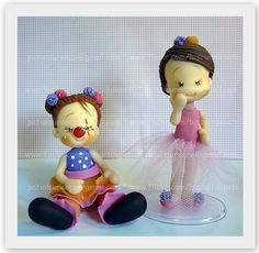 Circo - meninas | por Biscuit da Pati
