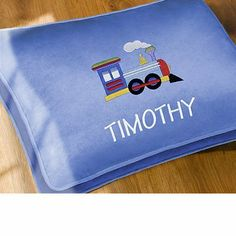 Hot Seller Smokin' Train Personalized Floor Pillow (Purple) by Olive Kids. $65.99. The pillow insert cover is 100% cotton with sterilized poly fill. Please send us an email regarding the preferred name/letters after placing the order. Has a removable outer shell which has a zipper for easy removal (machine washable). Featured Design: Train. Measures 20 x 26 x 2 in.. Smokin' Train Personalized Floor Pillow is a certified hot seller. This is a great item to watch TV on, for bed or...