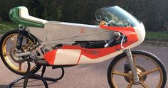 Kreidler Small Motorcycles, Racing Motorcycles, Vintage Motorcycles, Course Moto, Classic Road Bike, Classic Motors, Bike Style, Mini Bike, Road Racing