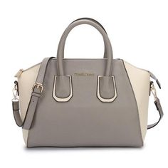 Best Michael Kors Logo Matching Large Grey Totes Popular In The World