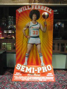 Will Ferrell.  Semi-Pro.  http://www.imdb.com/title/tt0839980/