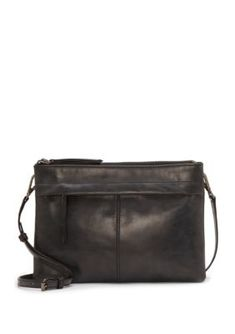 The Dori crossbody bag from Lucky Brand is crafted in soft leather and boasts an excellent design. This beautifully-finished bag will go with almost any outfit. Small Black Crossbody Bag, Brown Crossbody Bag, Crossbody Wallet, Designer Crossbody Bags, Black Cross Body Bag, Medium Bags, Cross Body Handbags, Purses And Handbags