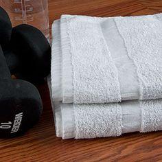 "Hotel Bath Towel - 20"" x 50"" 100% Open End Cotton 10.5 lbs. - 12 / Pack"