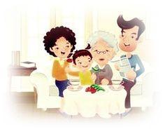 La familia y su importancia en las relaciones humanas :: Relación-es