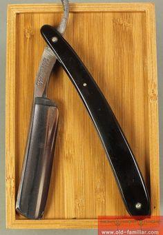 Greis & Co Solingen No3 Rasiermesser ,straight razor, coupe choux,