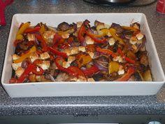 Grekisk delikatesspanna Meat, Chicken, Ethnic Recipes, Food, Essen, Meals, Yemek, Eten, Cubs