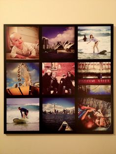 Tell a story with your favourite photo memories using our Collage Designer Tool http://www.posterjack.ca/collage.php