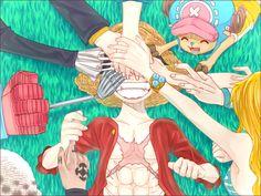Happy Birthday Luffy!
