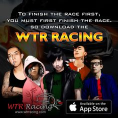 To finish the race first, you must first finish the race. here is the app link https://itunes.apple.com/WebObj…/MZStore.woa/…/viewSoftware…