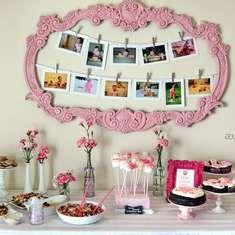 Kalia's 1st Birthday- Pink DIY Budget - Pink