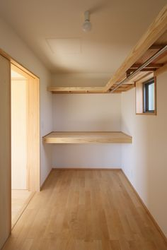 Japanese Style Bedroom, Japanese Home Decor, Japanese House, Closet Space, Walk In Closet, Dressing Room Design, Bedroom Cabinets, Bedroom Wardrobe, Small House Design