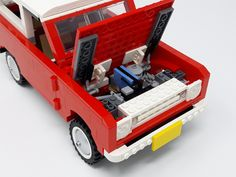 Amg Logo, Cool Lego Creations, Ford Bronco, Transportation, Cars, Projects, Log Projects, Blue Prints, Autos