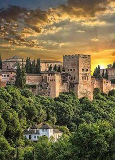 La Alhambra - España