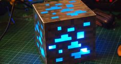 Cool Project: Android controlled Minecraft ores project   TechnologyIQ with Douglas E. Welch