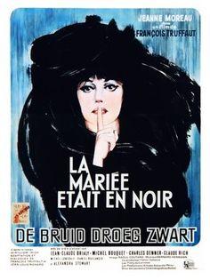 LA MARIEE ETAIT EN NOIR - 1968
