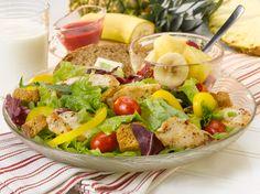 European Salad w/Grilled Chicken