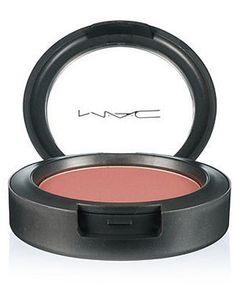 MAC Powder Blush - Makeup - Beauty - Macy's- Peaches,  Sunbasque,  Fleur Power, Rosy Outlook,  Margin
