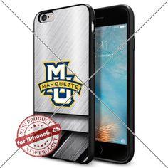 Case Marquette Golden Eagles Logo NCAA Cool Apple iPhone6 6S Case Gadget 1273 Black Smartphone Case Cover Collector TPU Rubber original by Lucky Case [Metal BG] Lucky_case26 http://www.amazon.com/dp/B017X128TY/ref=cm_sw_r_pi_dp_zgctwb03S8BGK