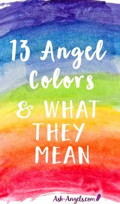 Angel Colors
