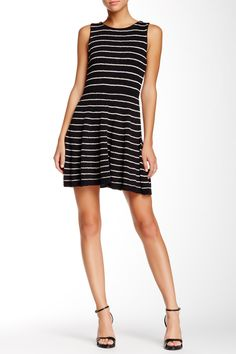 Monah Pinstripe Sweater Dress by alice   olivia on @nordstrom_rack