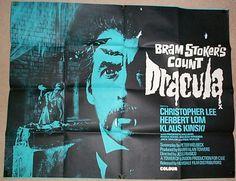 Bram Stoker's Count Dracula - Original Quad Movie Poster