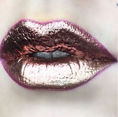 50 Lip Art Designs You Should See Before Halloween - Jennifer Cox - Boutiquede Femme Makeup Inspo, Makeup Art, Lip Makeup, Makeup Inspiration, Makeup Brushes, Beauty Makeup, Makeup Ideas, Fairy Makeup, Mermaid Makeup