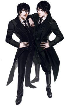 Rory and Jaime