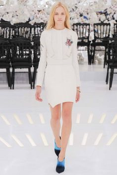 Christian Dior Couture Herfst 2014 (31) - Shows - Fashion