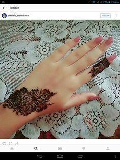 henna Pinterest: @saimadata