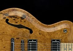 Framus Mayfield Custom, tobacco