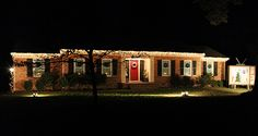 Decorating a townhouse with Christmas lights | Holiday Happenings ...