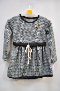 Sukienka Dziecięca ONL0148  _A12 (2-12)