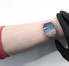Tetování, která pochází z dílen malířů a ilustrátorů // Echt original